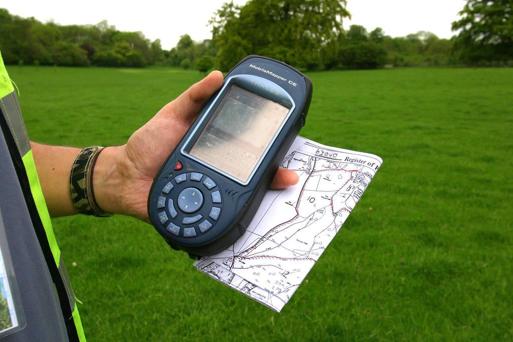 O que é geoprocessamento ?